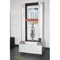 Details of test tensile testing machine stainless steel for Electric motor testing equipment