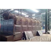 Best Radiant Heat Heavy Condensing Oil Fired Steam Boiler Efficiency of Alloy Steel wholesale