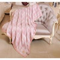 Buy cheap 100% silk blanket, very soft texture from wholesalers