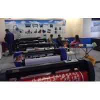 Quality 1.2M Colored Printer Plotter Vinyl Cutter Machine With Contour Cutting wholesale