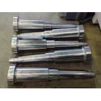Best Nickel Plated Carbon Steel Forged Spindle Shafts For Power Generator Equipment wholesale