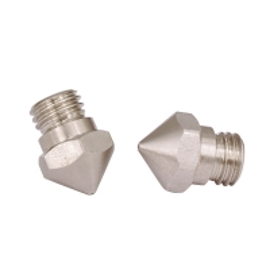 Best 13*9mm MK10 3D Printer Nozzle Stainless Steel hole diameter 0.5mm wholesale