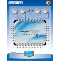 details of satellite if distribution cascade multi switch 17in 17out 20 subscribers 102372899