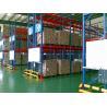 Australian Standard AS 4084 Metal Heavy Duty Shelving , Pallet Racking Systems Improve Storage Space