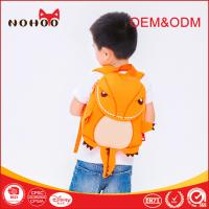Best Lovely Cartoon Kid School Backpack / School Bags Customized Environmentally Friendly wholesale