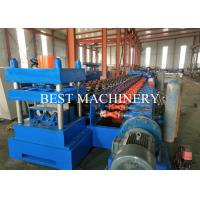 China Guardrail Roll Forming Machine Road Safety W Beam Crash Barrier Gear Box on sale