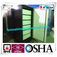 Best Steel Security Fire Resistant Cabinets Magnetic Proof For Storing Audio Tape / Video Tape wholesale