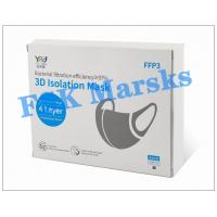 Best 5 Layer FFP3 Face Mask Anti Virus Protection Mask With FDA CE Certification wholesale