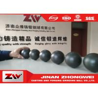 Best Cast iron and forged Grinding Steel balls , Dia 20-140mm grinding media ball wholesale