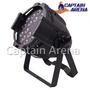 Best 18 x 10W 4 in 1 Indoor LED Par Light / RGBW LED Par Can AC100 - 240V 60 Hz 9CH wholesale