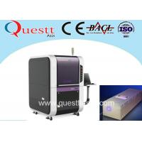 Quality High Precision 12W UV Laser Cutting and Engraving Machine Etching on PC Board Polymer wholesale
