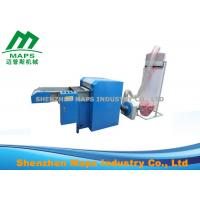Buy cheap Fabric Cloth Cutting Machine High Working Capacity For Recycle Rag Scrap Materials from wholesalers