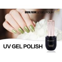 Cheap Salon Use UV LED Gel Nail Polish With More Than 900 Colors No Buble for sale