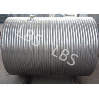 Best Windlass Boat Winch Lebus Grooved Drum Carbon Steel Integral Type wholesale