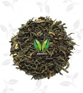 China Third Grade organic weight loss Jasmine green tea flavor tea on sale