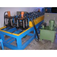 Metal Cold Roll Forming Process Totally Automatic Stud And Track Roll Forming Machine