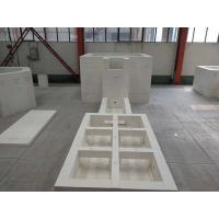 China refractories supplier of fused cast azs block for Glass Bottle Furnace with lower price on sale