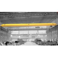 Buy cheap Electric 10 Ton LD Single Girder Overhead Bridge Crane Fast Installed Wireless Remote Control from wholesalers