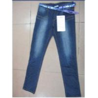 Buy cheap Ladies Jeans With Special Band (ML-003) ′ from wholesalers
