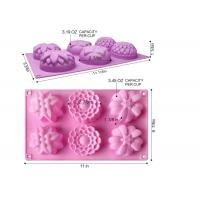 Best Silicone Molds Flower Soap Mold Candy Molds Chocolate Molds Biscuit Cake Mold Ice Cube Tray wholesale