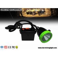 Best 50000 Lux super brightness cordless mining lights with 11.2Ah 3.7V battery wholesale