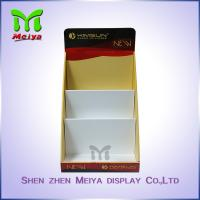Best Full Color Printing Cardboard Display Box , retail counter display for Comic Books and Notebook wholesale