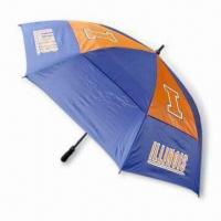 Best 30 Inches Double-layer Golf Umbrella with Windproof Function wholesale