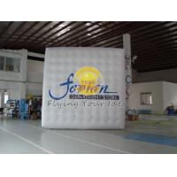 Best Customized Inflatable advertising helium cube balloon with four sides digital printing wholesale