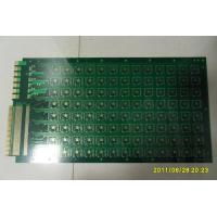 Best 8 Layer FR4 Immersion Gold And Hard Gold Rigid PCB Board For Automobile, LED Etc wholesale