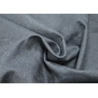Best Black Stone Washed Woven Cotton Canvas Excellent Softness And Flexibility wholesale