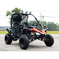 Buy cheap Dual Shock Air Cooled 2 Seater Off Road Go Kart With Belt Drive + Chain Drive from wholesalers