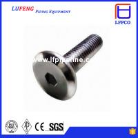 China Nickel Plated Stainless Steel Ball Head Screw High Quality weld studs bolts on sale
