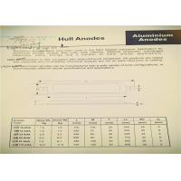 Best Magnesium hull anode Magnesium Tank anti corrosion high potential wholesale