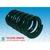 Best Powder Coated SUP 7 Alloy Steel Compression Springs ISO9001 Certification wholesale