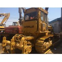 Best Caterpillar D6D Second Hand Bulldozers Year 2002 12067 Working Hours 139.5hp wholesale