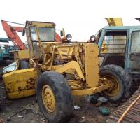 Quality Komatsu 611 Used Motor Grader Second Hand Wheel Loaders 12500kg wholesale