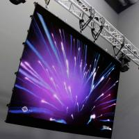 Best High Refresh Slim P2.5 SMD LED Display Stage Background Flexible Modules wholesale
