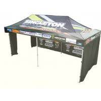 Best Instant Party / Trade Show / Event aluminium pop up gazebo with 3 walls , Heat Transfer Printing wholesale