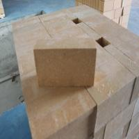 Cheap Magnesia Zirconia Bricks Kiln Refractory Bricks for 1750 C Ultra High Temperature Kiln or Erosion of Furnace for sale