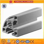 Best 6063 6063A 6060 6061 Aluminum Industrial Profile Natural Oxidation wholesale