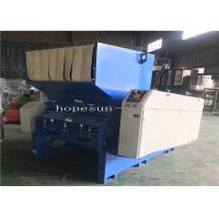 Best Film Bag Plastic Crusher Machine High Hardness Steel Template Safety wholesale