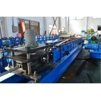 Best Two Sets Punching Mold Roll Forming Equipment 7.5Kw Main Motor Power wholesale