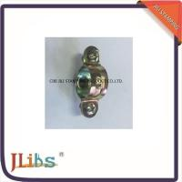 Quality Superfines Single Pipe Clamps Fittings M6 Without Rubber Carbon steel wholesale
