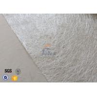 Cheap CSM 300g 450g 600g E Glass Fiberglass Chopped Strand Mat For Boat Building for sale