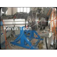 Cheap High Speed Large Diameter Pipe Extrusion Machine / HDPE Pipe Production Line for sale