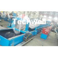 Best 15KW Hydraulic Power Highway Guardrail  Roll Forming Machine wholesale