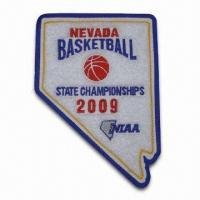 Best Customized Make Chenille Patch/Badge for Sale, Customized Sizes Accepted wholesale