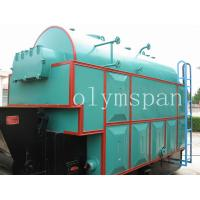 Best Oil Heating Water Steel Coal Fired Steam Boiler  8 Ton , Energy Efficient wholesale