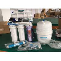 Best House Reverse Osmosis Water Filtration System / Drinking Water Treatment Systems wholesale