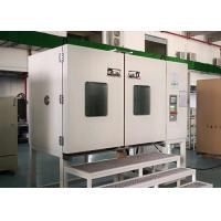 Best 10%~98% RH Temperature Humidity Test Chamber SUS304 Stainless Steel Air Cooling wholesale